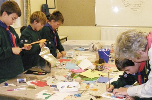 Appledore Arts encouraging participation in the arts